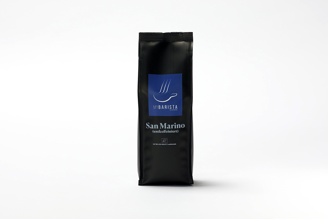 Espresso San Marino (koffeinfrei)