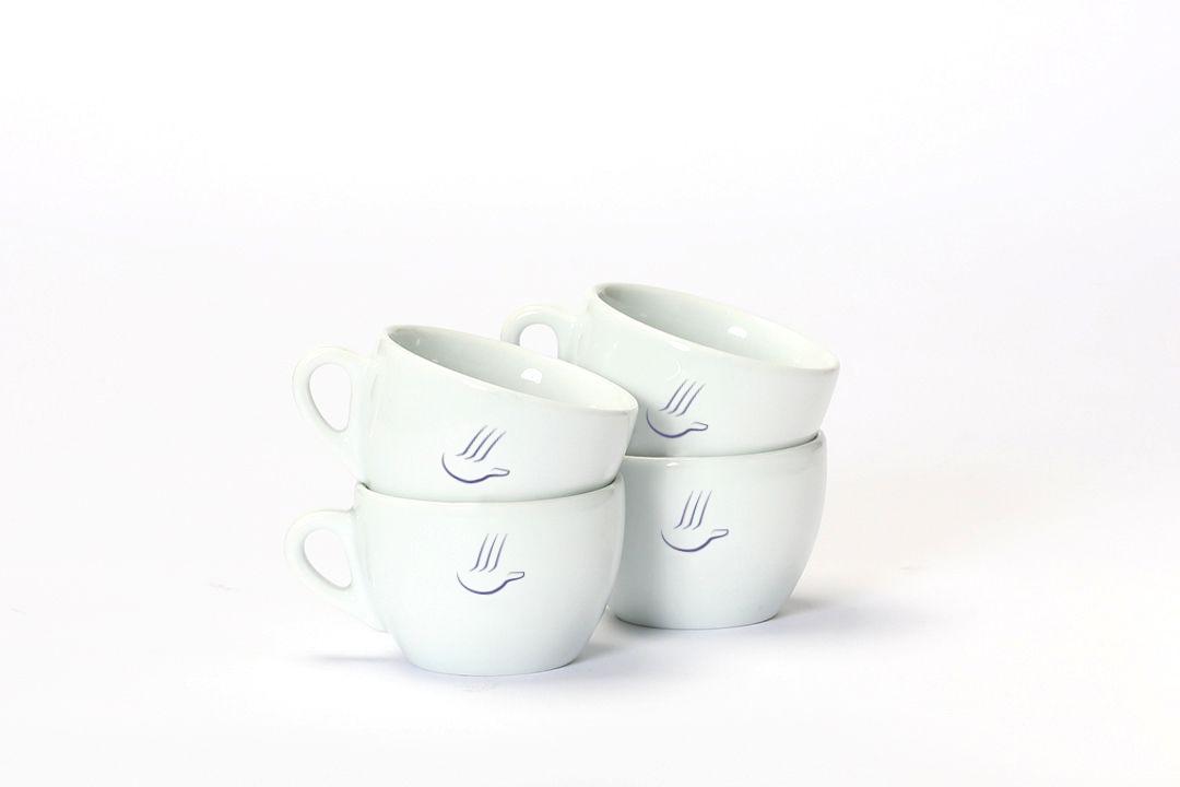 Cappuccinotassen Set