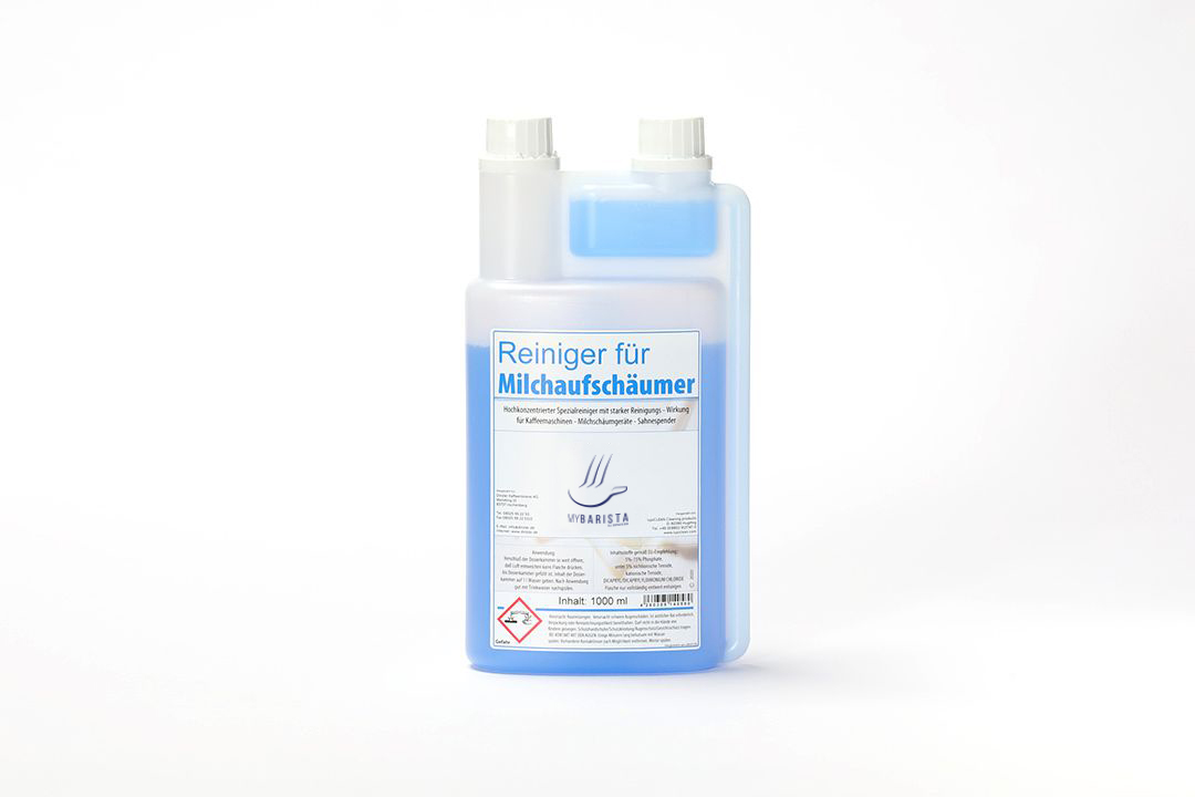 Reiniger für Milchaufschäumer